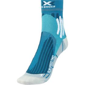X-Socks Run Speed Two Calze Uomo, blu